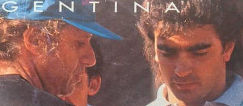 """""""Me metía la cabeza en el inodoro"""": ex tenista argentino denunció los maltratos de su padre entrenador"""