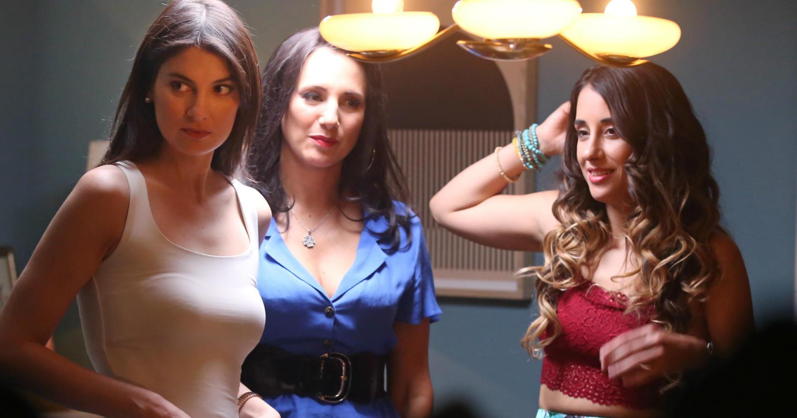 Canal 13 retomó las grabaciones de su nueva teleserie La Torre de Mabel