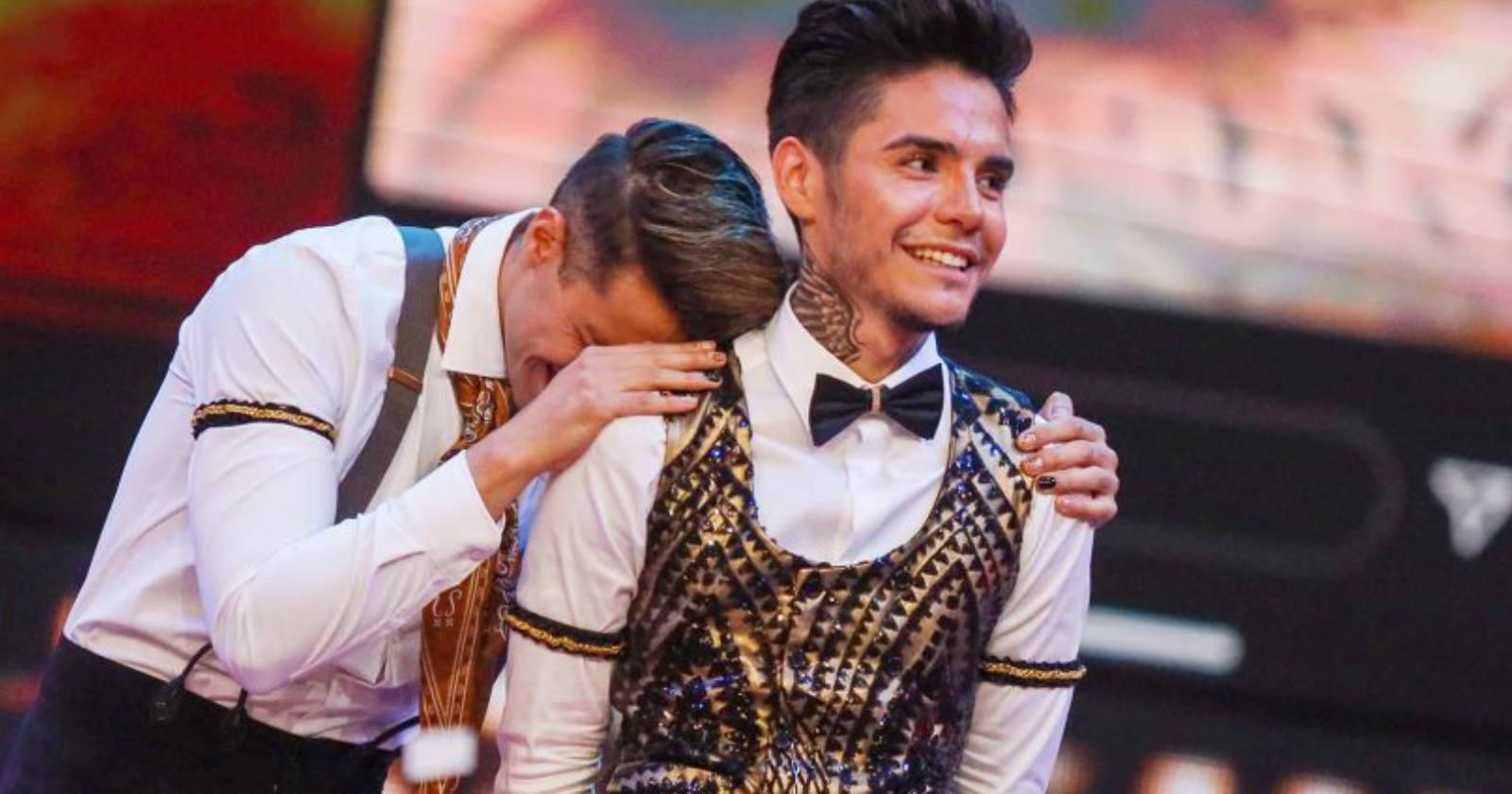 """""""Leo Méndez Jr. tuvo COVID-19 y no regresará a Bailando Por Un Sueño"""""""