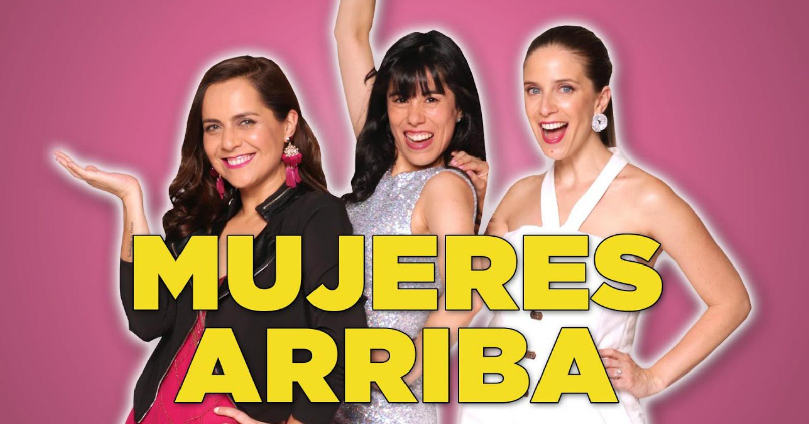 Mujeres Arriba es la nueva película chilena que se sumó al catálogo de Netflix