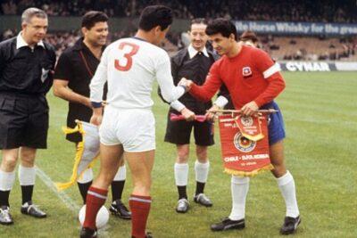 CDF seguirá con los partidos históricos y repasará la participación de la Roja en el Mundial de 1966
