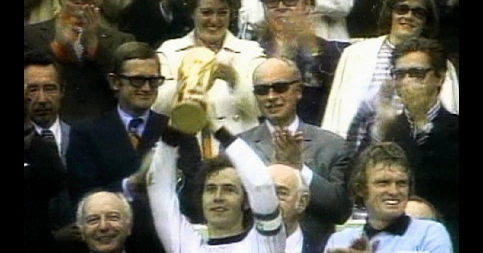 CDF transmitirá las finales de los mundiales de 1966, 1970 y 1974