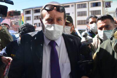 Coronavirus en Bolivia: ex ministro de Salud queda en prisión por compra irregular de ventiladores mecánicos