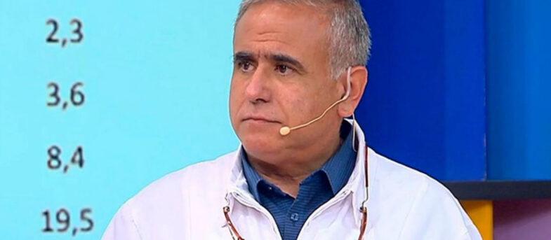 """Sebastián Ugarte analiza su rol como panelista de un matinal: """"He intentado colaborar en educar a la población"""""""
