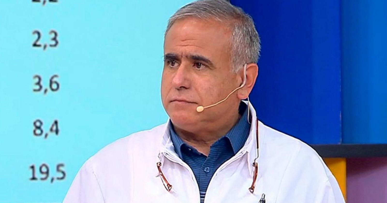 Sebastián Ugarte, el médico que se transformó en panelista de matinal: