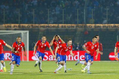 Canal 13 trasmitirá la campaña de la Roja campeona de la Copa América 2015