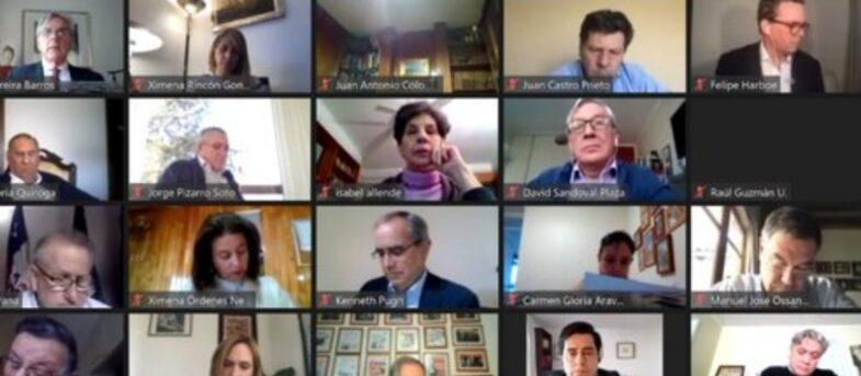 """Los 21 senadores que derribaron la reelección con """"retroactividad"""""""