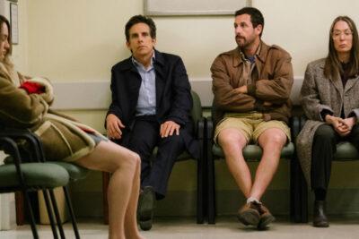 Los Meyerowitz: la peculiar familia neoyorquina que integra un famoso elenco