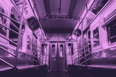 Nueva York utilizará luz ultravioleta en sus estaciones de metro para combatir el coronavirus