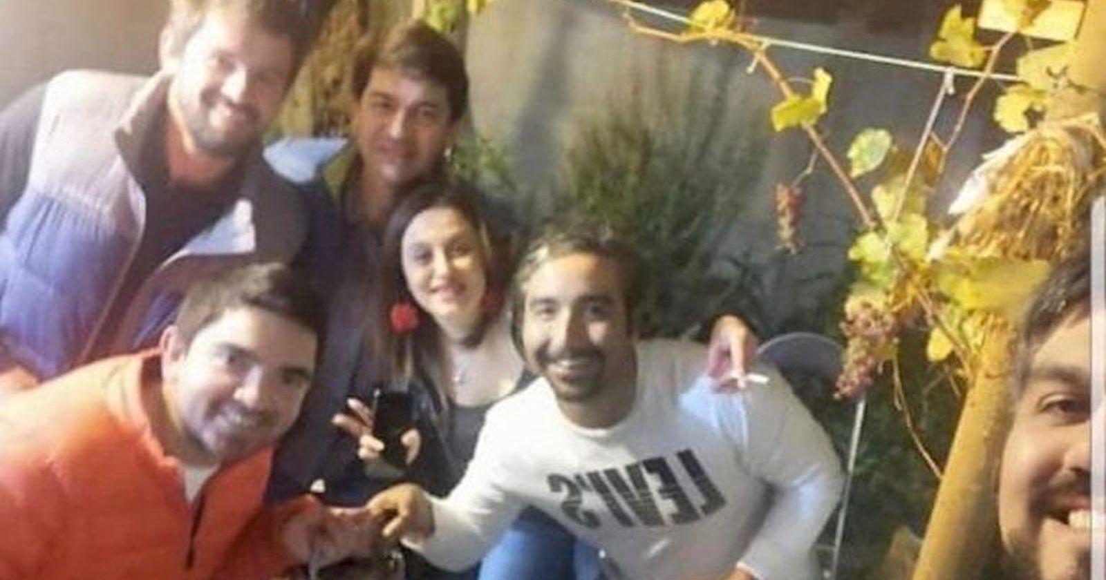 Polémica en Valdivia por fiesta de funcionarios municipales y de gobierno durante la pandemia