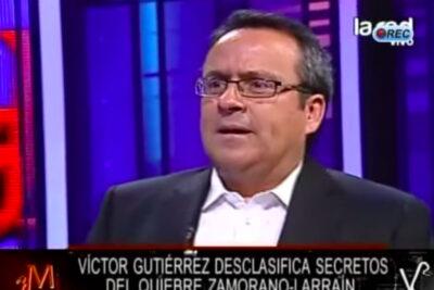 Víctor Gutiérrez asumirá de manera interina la dirección ejecutiva de La Red