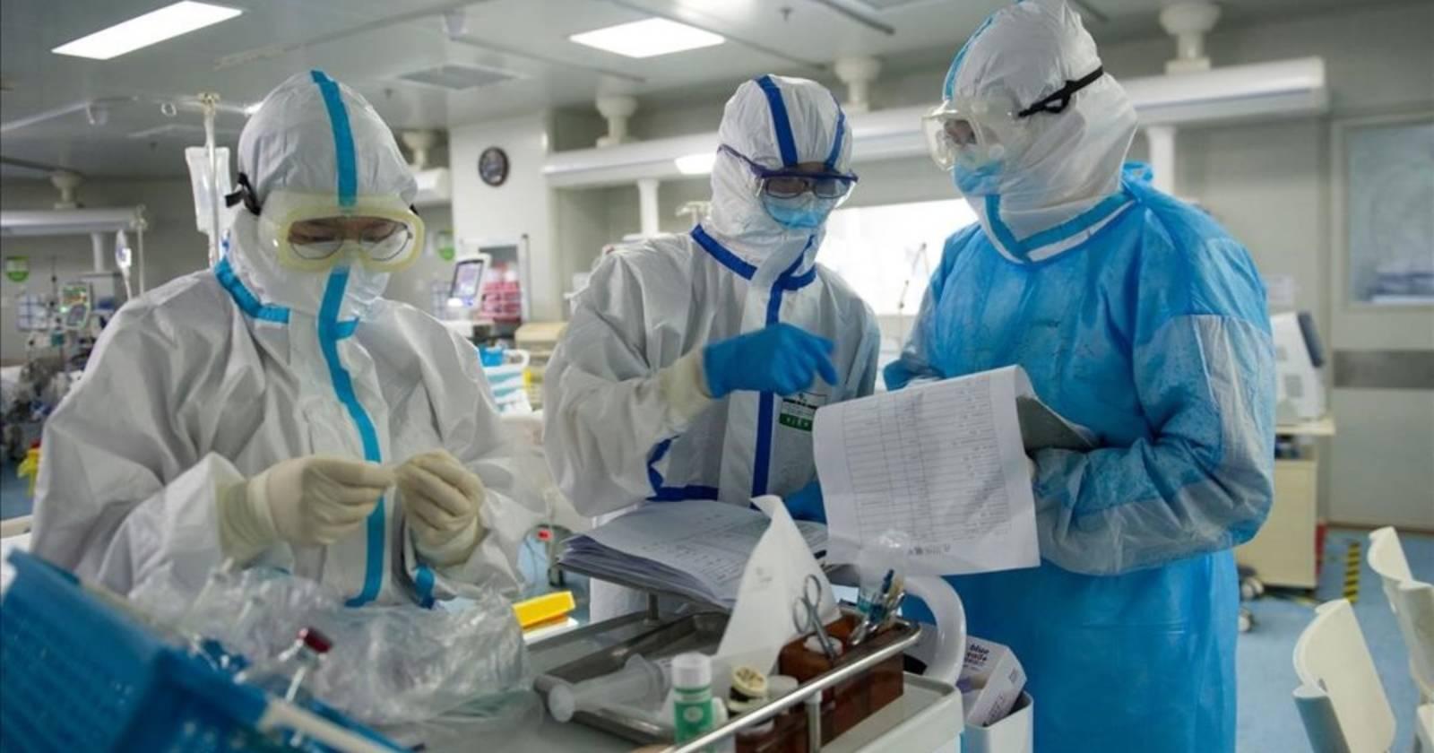 """""""Temor al rebrote: Wuhan hará 11 millones de test de coronavirus a sus habitantes"""""""