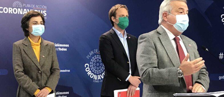 Sigue la cuarentena: Santiago cumplirá un mes de aislamiento