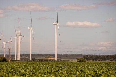 Enel Green Power Chile da inicio a la construcción de su nueva planta eólica en La Araucanía