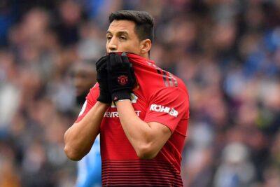 Alexis Sánchez aparece en la lista de transferibles del Manchester United