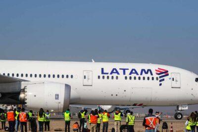LATAM reanuda vuelos en Ecuador
