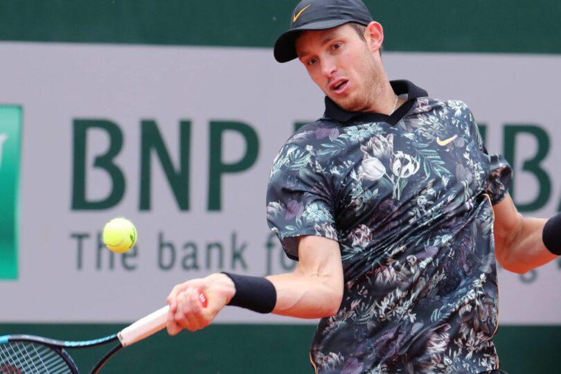 Nicolás Jarry podría volver a Copa Davis en la serie ante Eslovaquia