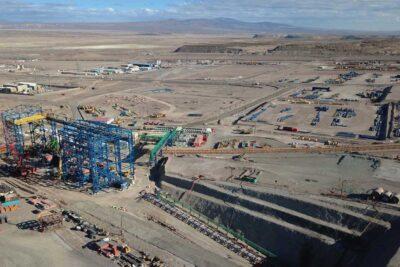 Codelco paraliza proyectos en el norte y deja a medio funcionamiento Chuquicamata