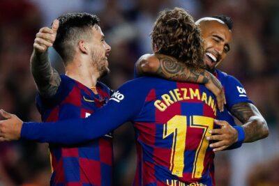 Dónde ver el partido del Barcelona de Arturo Vidal ante Athletic