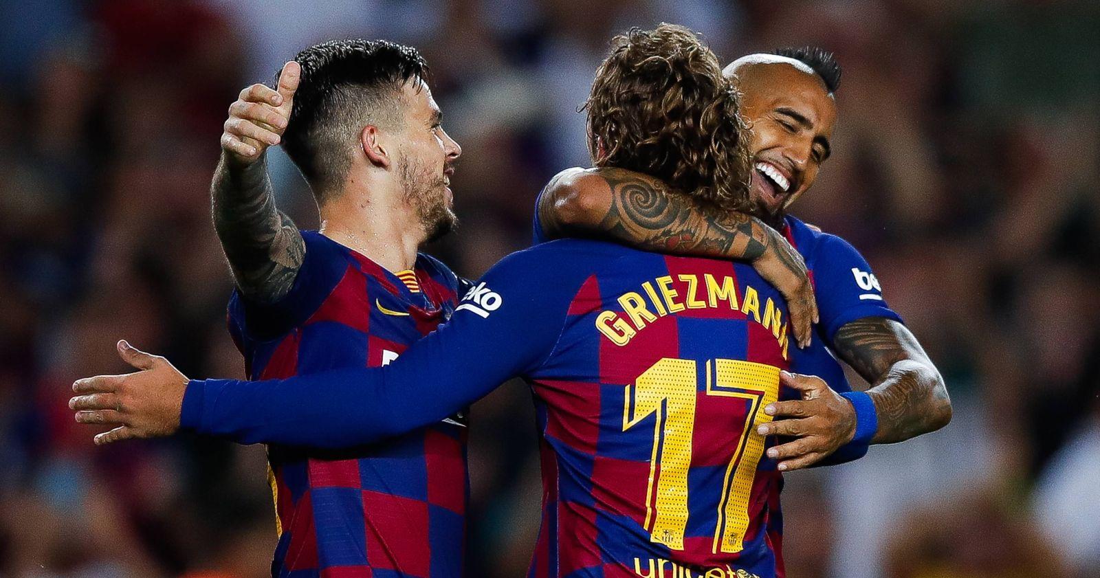 """""""Dónde ver el partido del Barcelona de Arturo Vidal ante Athletic"""""""