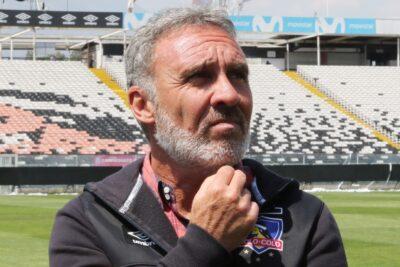 Marcelo Espina admitió contactos con Gustavo Quinteros para llegar a Colo Colo