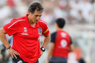 """Mario Salas: """"No imaginé que mi paso por Colo Colo iba a ser tan corto"""""""