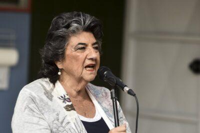 """""""Era una medida necesaria"""": alcaldesa Reginato valora implementación de cuarentena para Viña del Mar"""