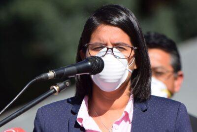 Gobierno nombra a Andrea Balladares como delegada presidencial en Coquimbo