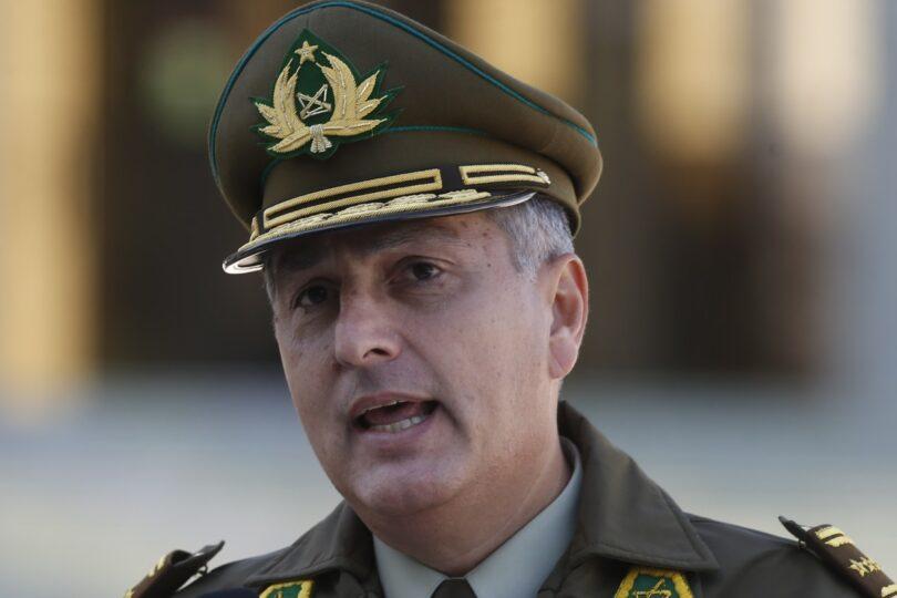 Cuenta pública de Carabineros: Rozas reportó más de 3 mil funcionarios lesionados tras 18-O