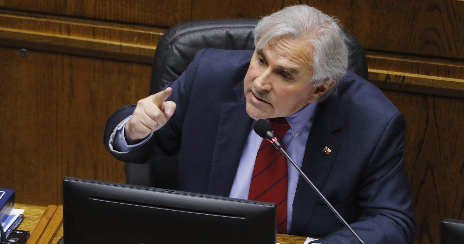 VIDEO   Moreira acusa al Gobierno por pedir el rechazo de proyectos: