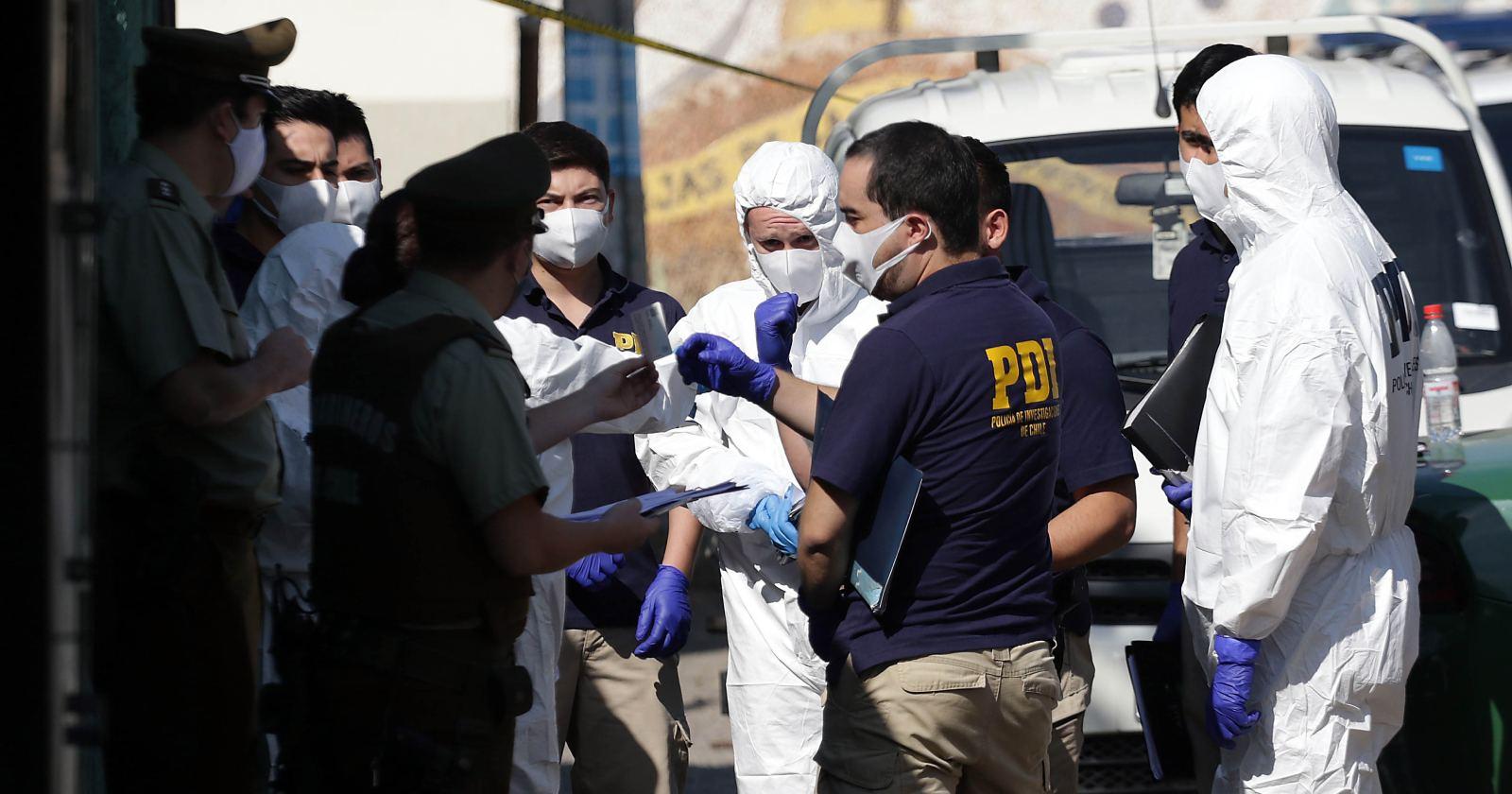 Investigan muerte de niña de tres años en La Serena: recibió un disparo al interior de un vehículo