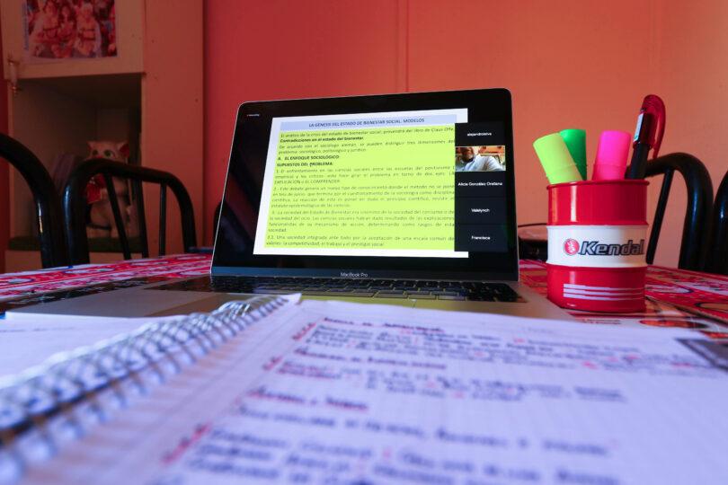 La docencia remota de emergencia en educación superior desde la perspectiva estudiantil