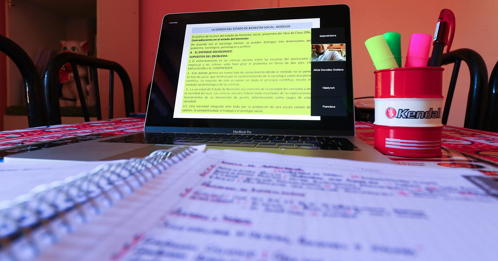 Educación en línea: Inacap pone recursos digitales a disposición  de liceos técnicos