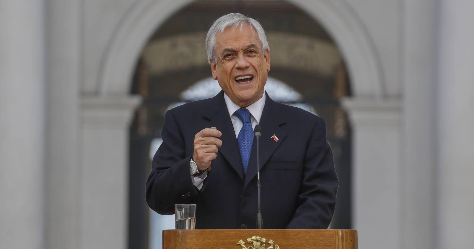 Se mantiene Mañalich y sale Sichel: Piñera realiza cambio de gabinete en plena crisis por COVID-19