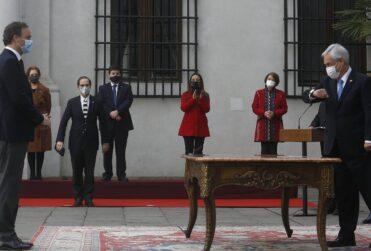Felipe Ward y Cristián Monckeberg: los enroques del nuevo cambio de gabinete