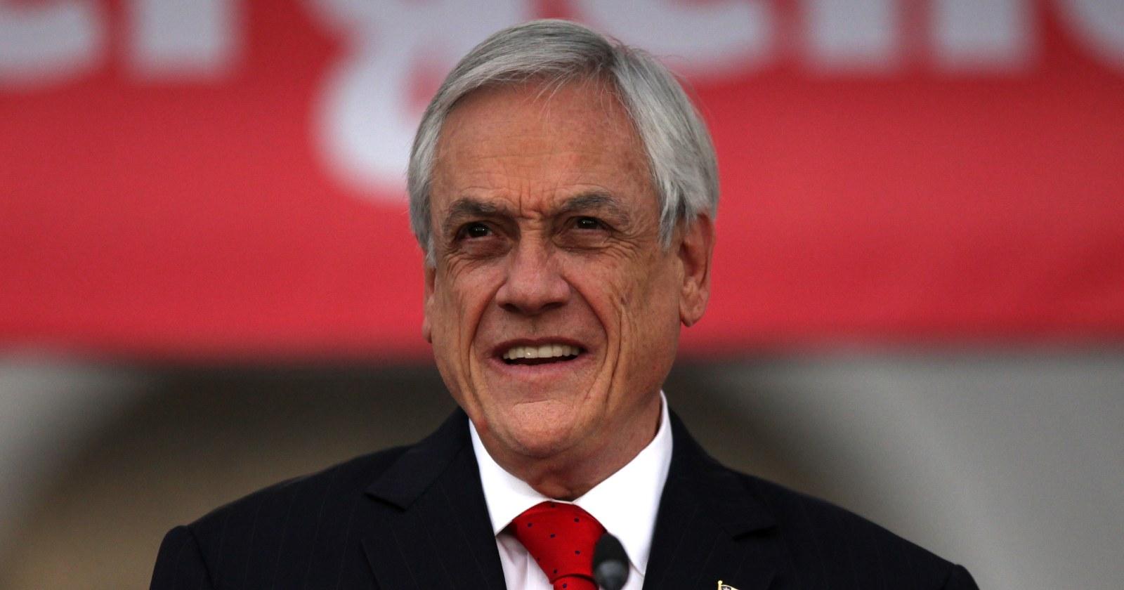 Acuerdo de protección social: Piñera resalta el valor de la