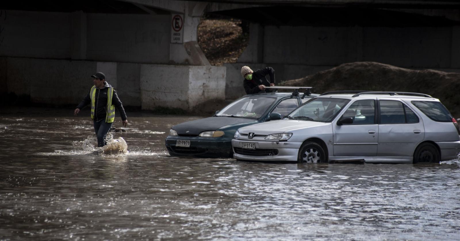 """""""Alerta preventiva por eventos meteorológicos en Biobío, Coquimbo y O"""
