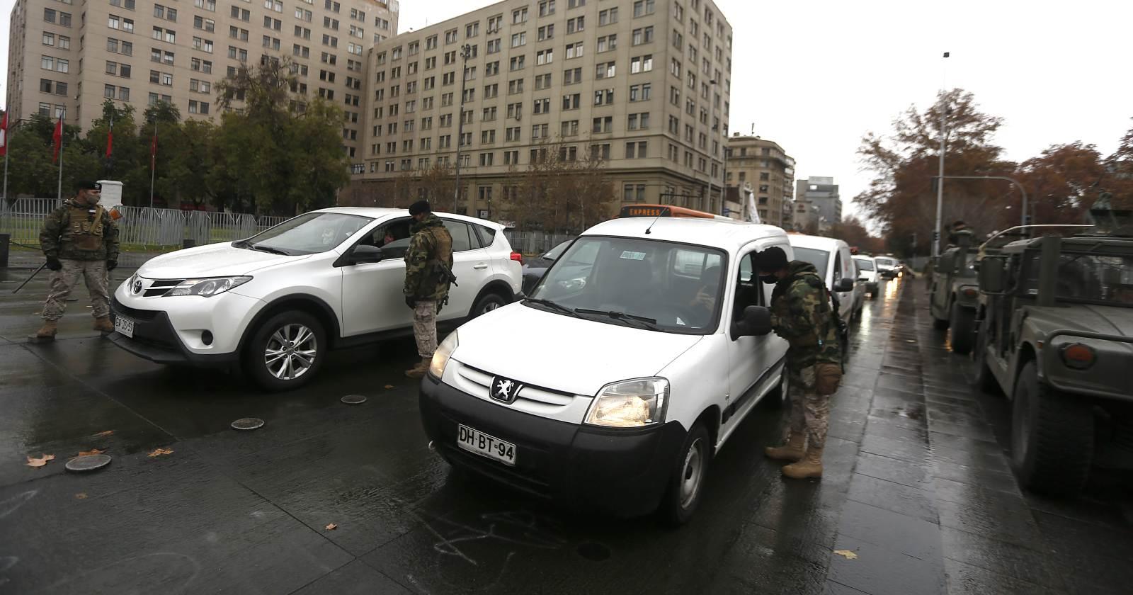 U. de Chile: los duros números de movilidad en la Región Metropolitana