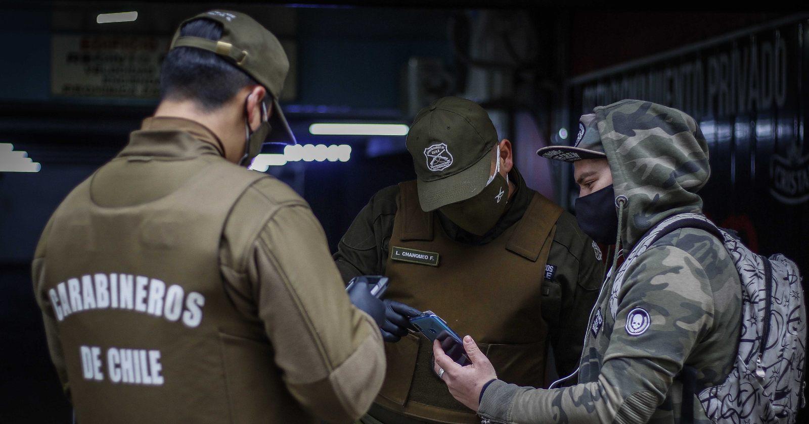 """""""Alcalde de Pichilemu por funcionarios detenidos en toque de queda:"""