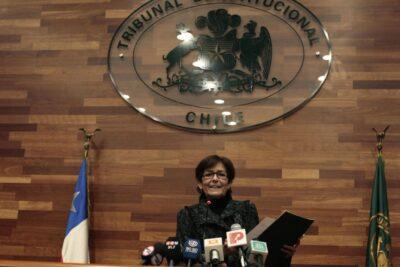 """TC y conflicto Piñera-Congreso: """"Respetemos íntegramente la Constitución"""""""