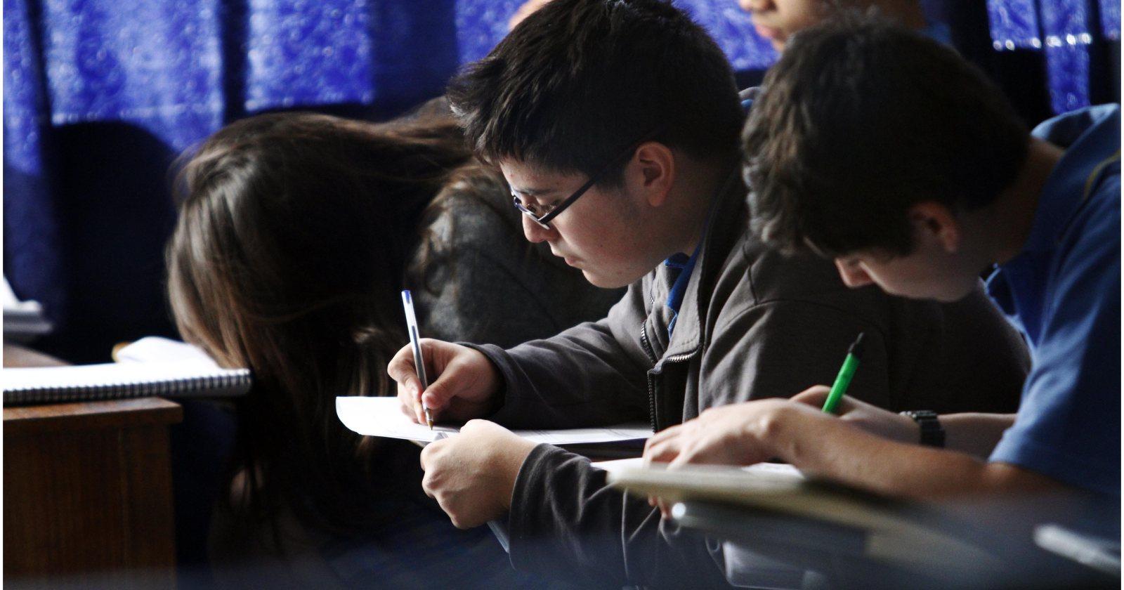 """""""Agencia de Calidad de la Educación anuncia que prueba Simce fue suspendida"""""""