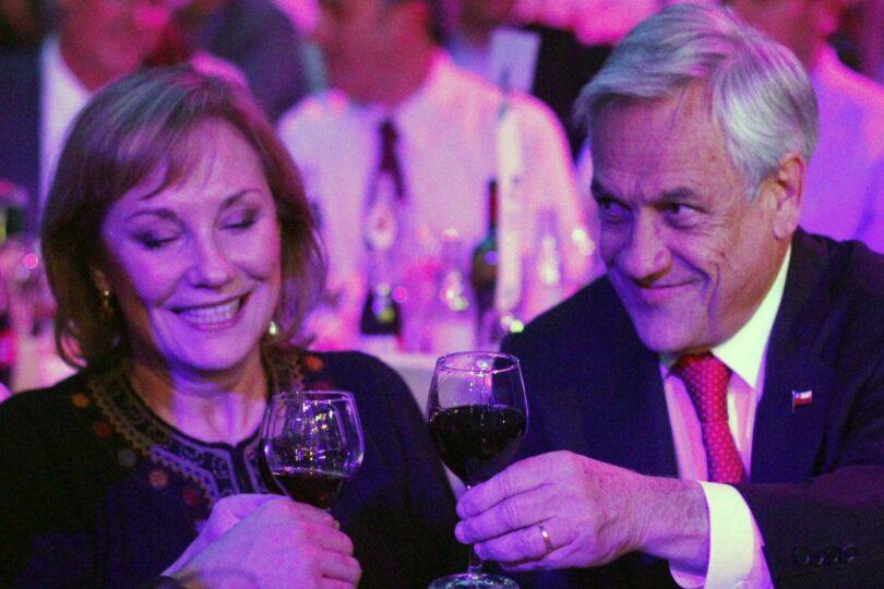 Polémica por video de Piñera comprando vino
