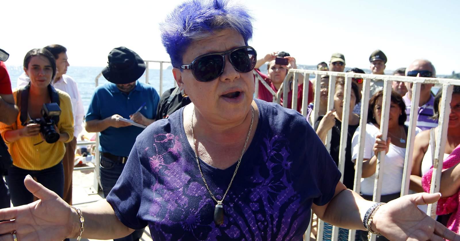 """Movilh repudió """"violencia transfóbica"""" de Patricia Maldonado contra Daniela Vega"""