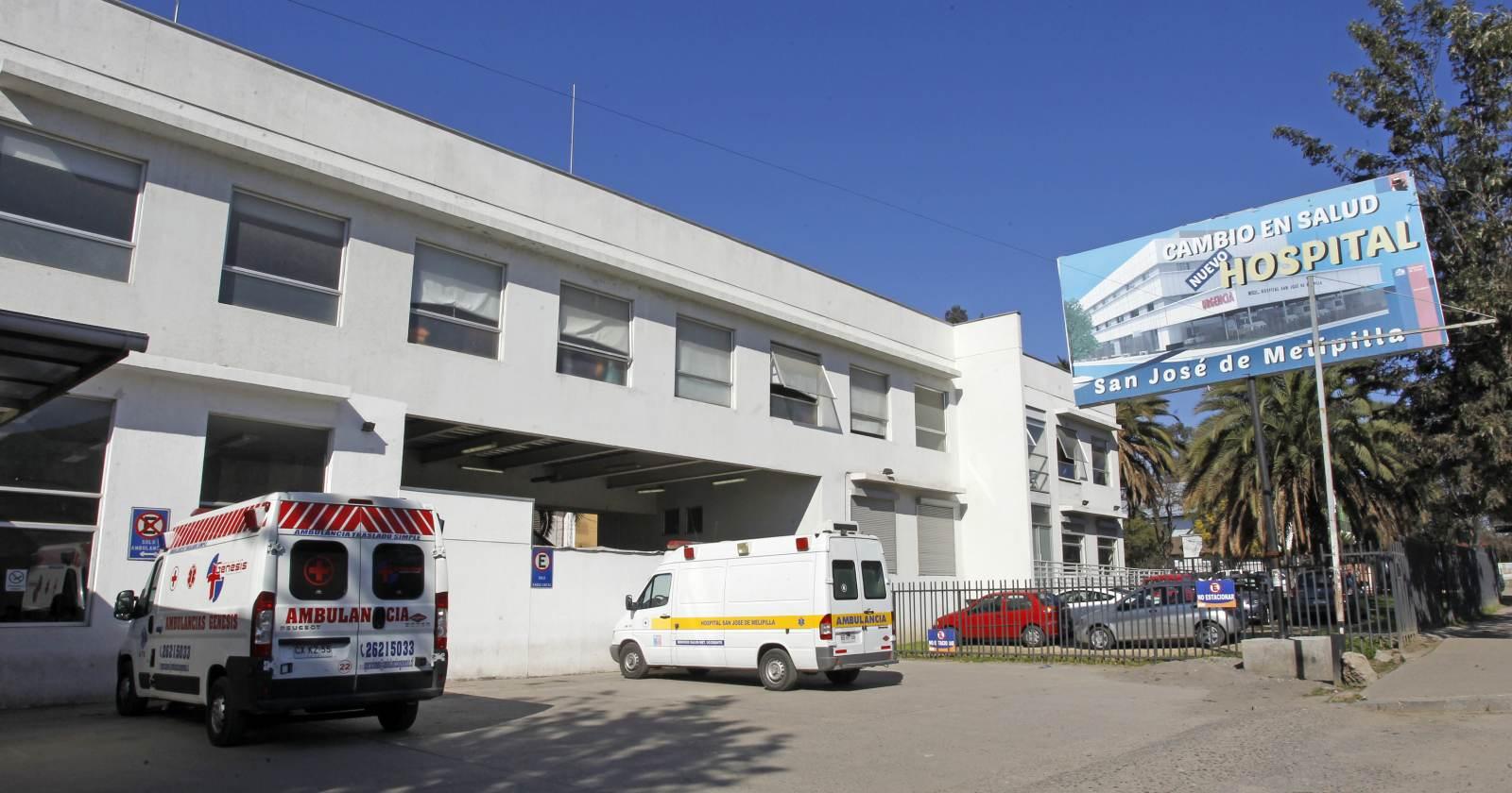 """""""Colmed del Hospital de Melipilla niega versión de Carabineros"""""""