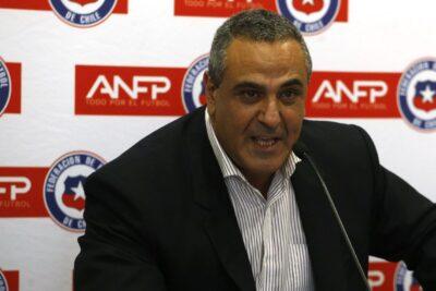 """Pablo Milad: """"Estoy seguro que puedo aportar para que el fútbol se vuelva a levantar"""""""