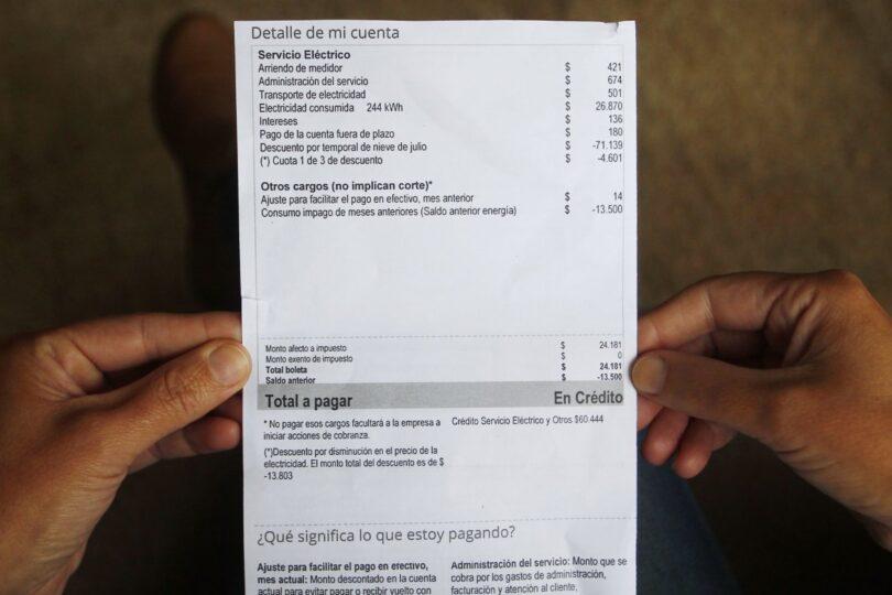 Encuesta de Cadem asegura que el 39% de los chilenos no cree poder pagar sus deudas por crisis de COVID-19