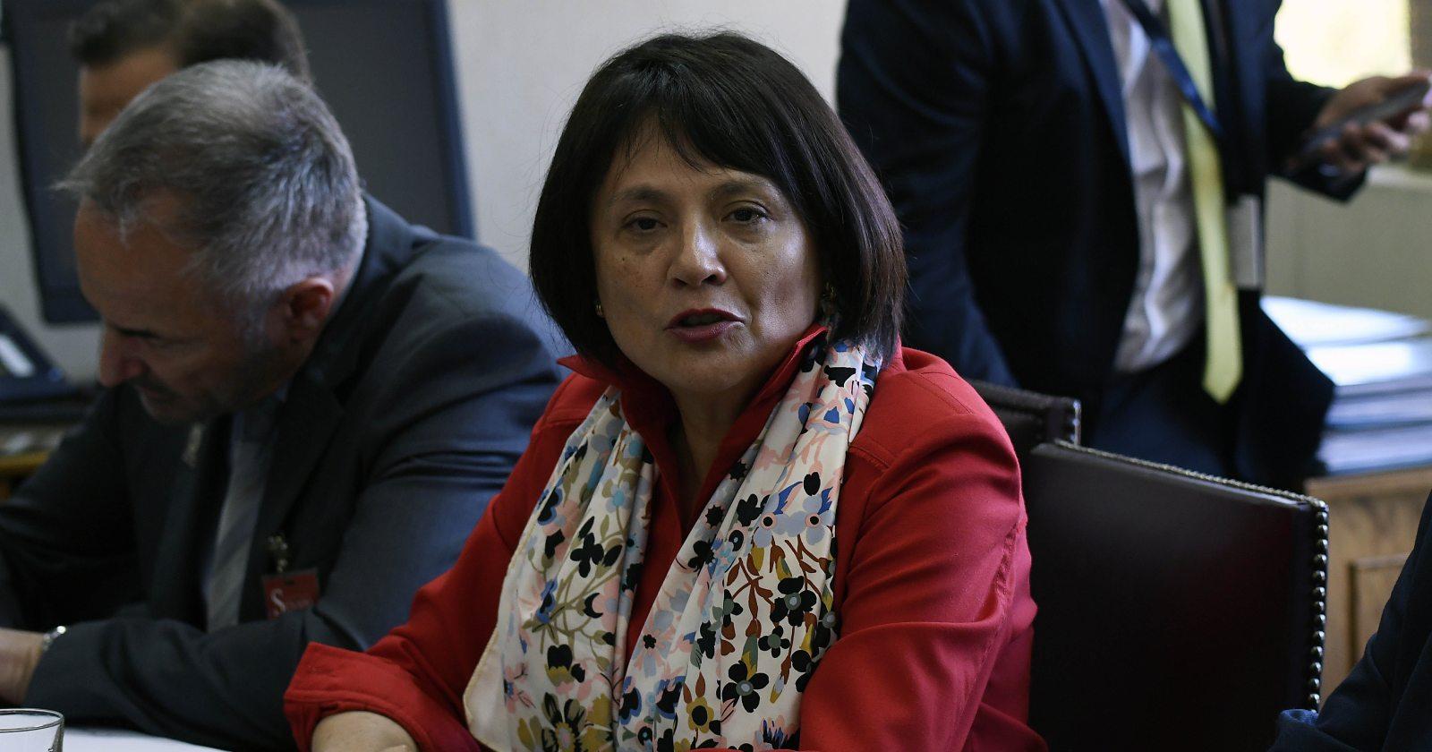 """""""Presidenta de ENAP renuncia tras pronunciamiento de Contraloría por conflicto de interés"""""""