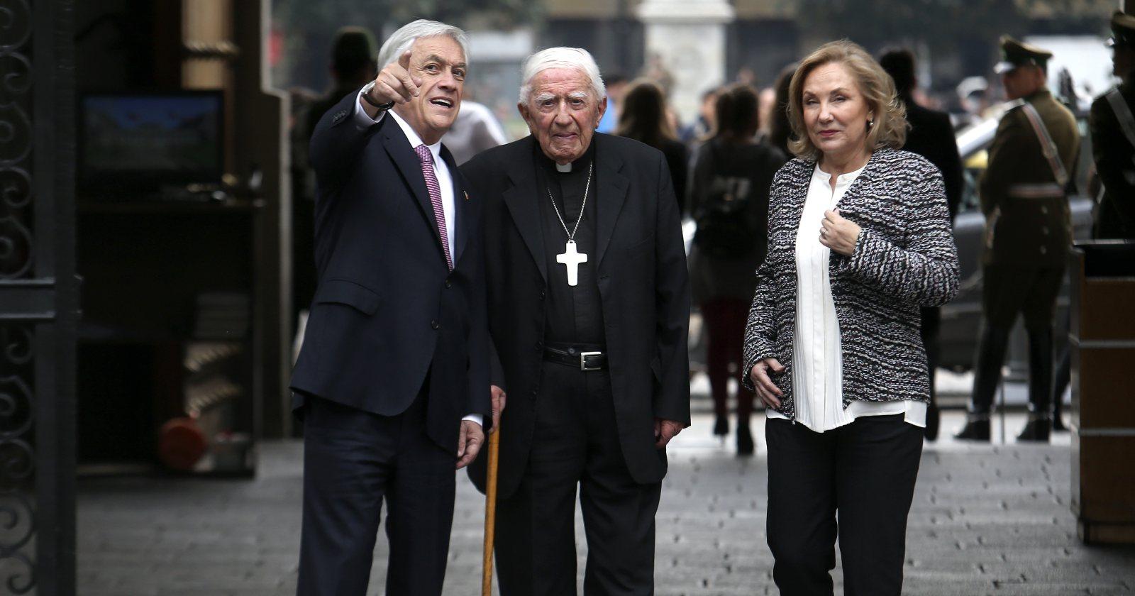 Ascencio presenta denuncia ante Fiscalía por funeral de Bernardino Piñera