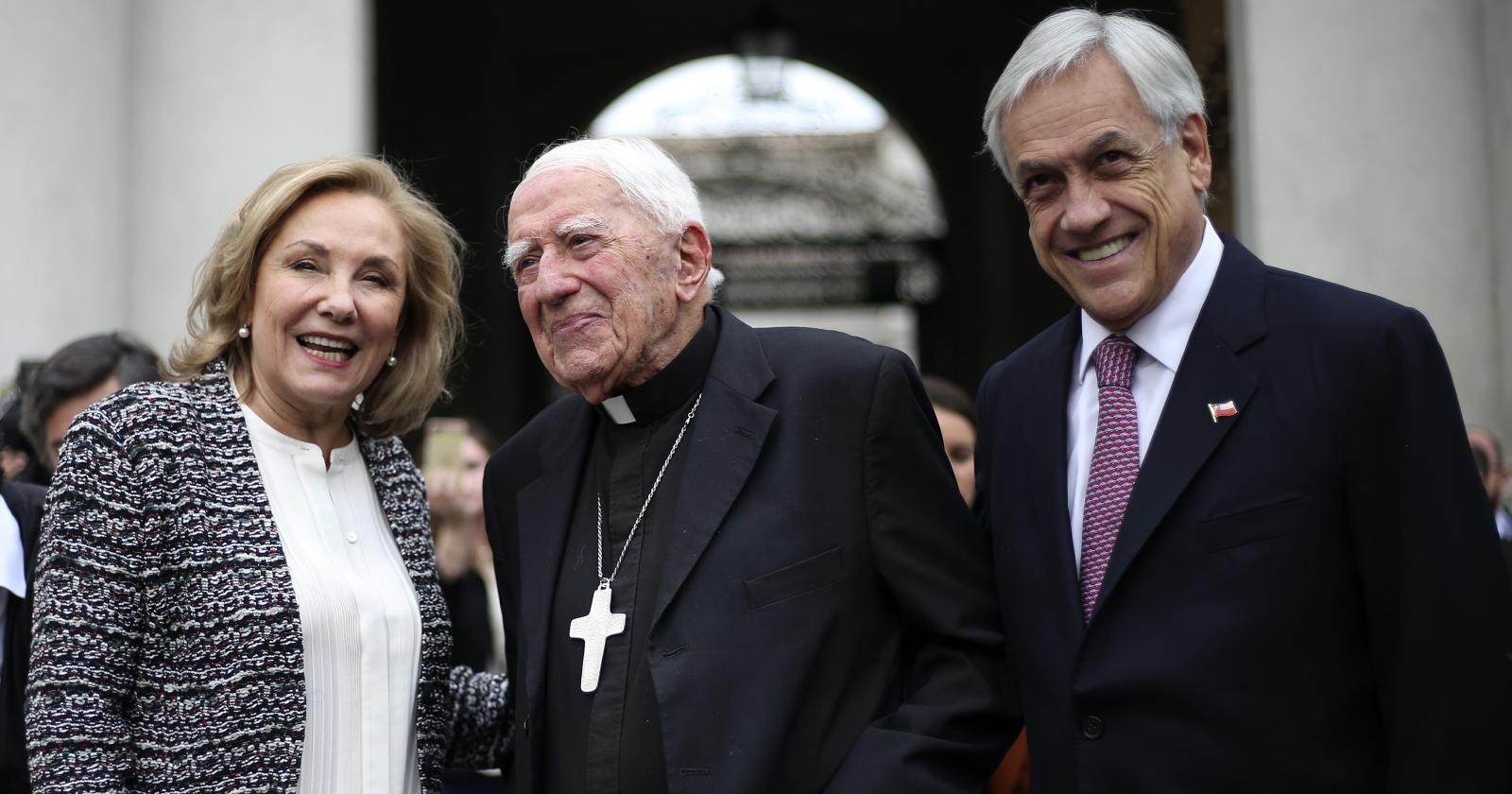 """Paris y polémica por funeral de Bernardino Piñera: """"Todos somos iguales ante la ley"""""""