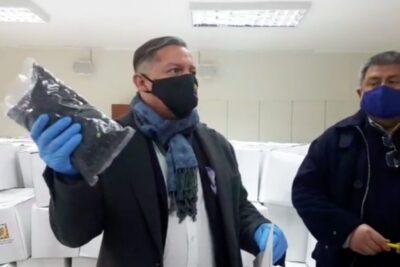 La historia de por qué la Municipalidad de Pitrufquén rechazó 1.200 cajas de alimentos